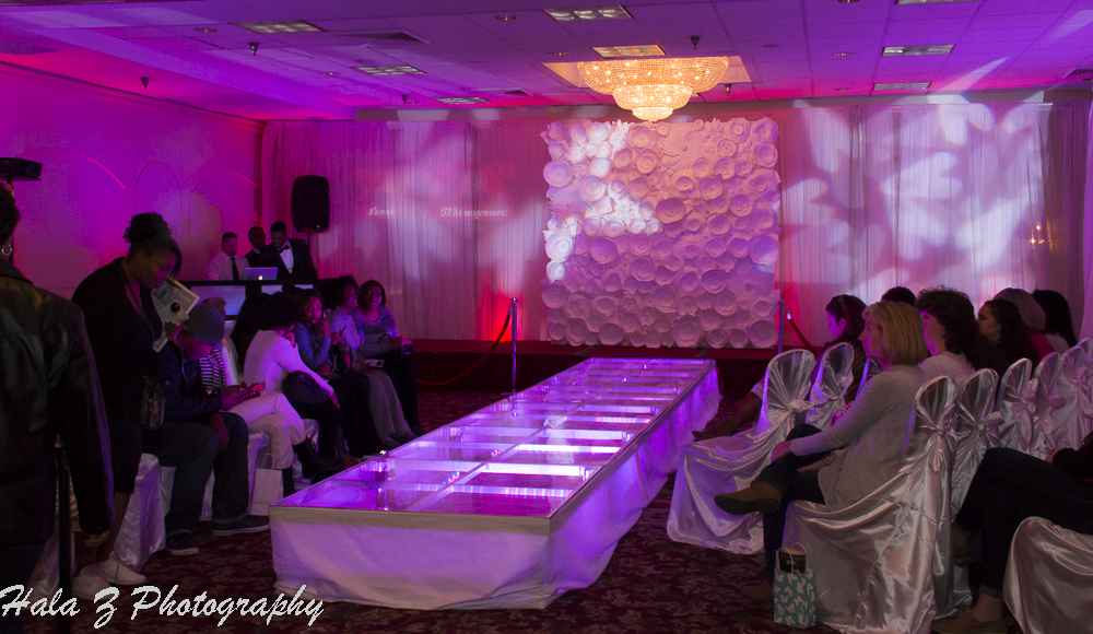 Bridal Fashion Show Runway