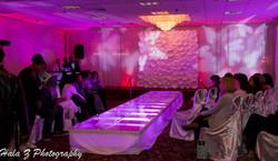 Bridal Fashion Show Runway