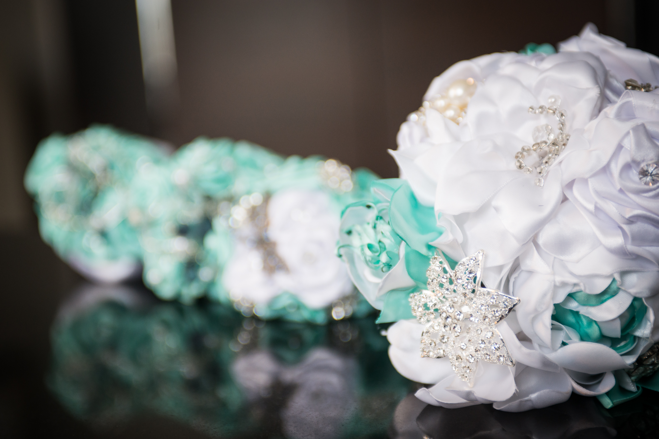 Tiffany Bouquet Set