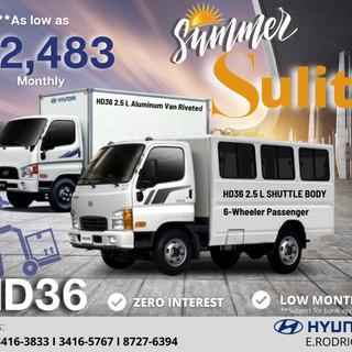 Hyundai HD36L