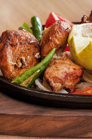 Chicken Tikka - Tandoori Hähnchen