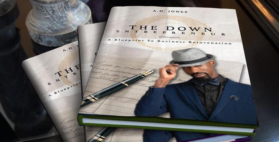 The Down Entrepreneur (Softback)