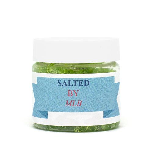 Small Salt Scrub - Minty Julep