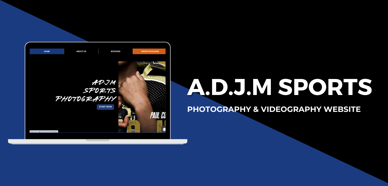 ADJM Sports Website Example.png