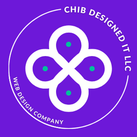 Logo of Chib Designed It LLC is a web design company based in Texas. They are committed to creating modern and vibrant websites for all clients.