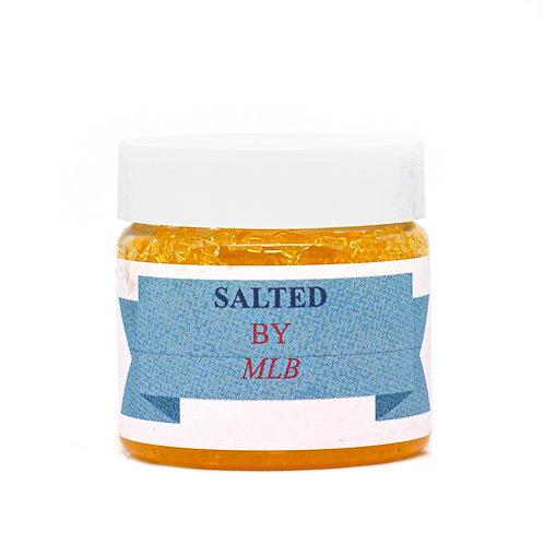 Small Salt Scrub - Sunshiny Lemon