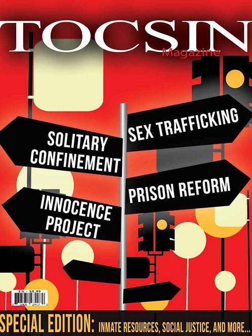 Tocsin Magazine 2020 Special Edition Digital Copy