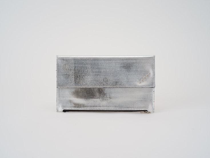 DCL04 Wallet-L シルバー