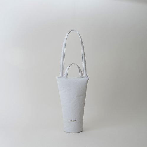 DH02 Wine bottle case-WHITE