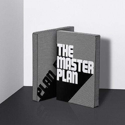 【ザ マスター プラン】Graphic L (the master plan)