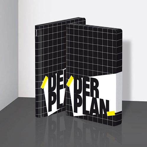 【デァ プラン】 Graphic L (der plan)