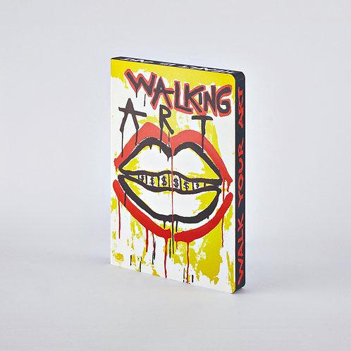 【ウォーキング アート】 Graphic L WALKING ART BY MARIJA MANDIC