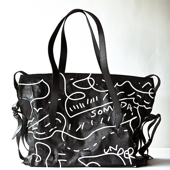 DS05 DUREN/Shantell Martin 「SOME DAY」TOTE BAG