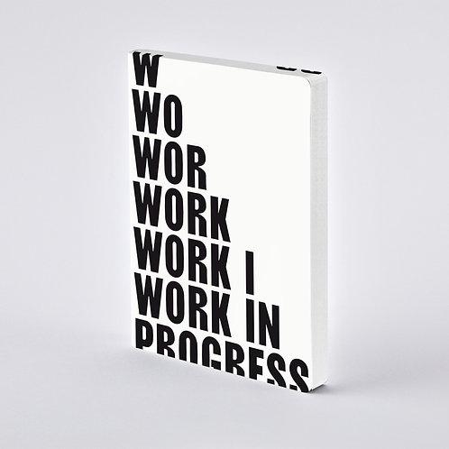 【ワーク イン プログレス】 Graphic L PLAYFUL WORK IN PROGRESS