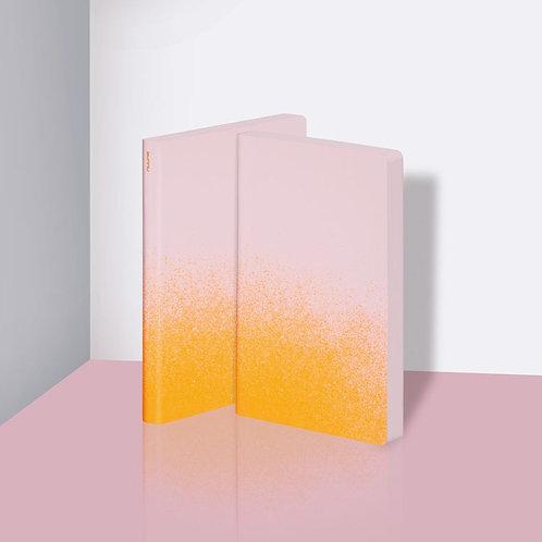 【オレンジ ダスト】 Color clash L (orange dust)