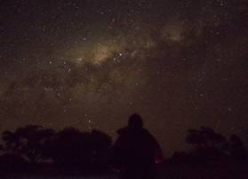Stargazing and astrophotography at Bateleur Nature Reserve game farm