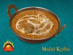 R&R Curry - Malai Kofta