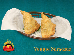 R&R Curry - Veggie Samosas
