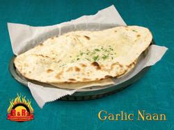 R&R Curry - Garlic Naan