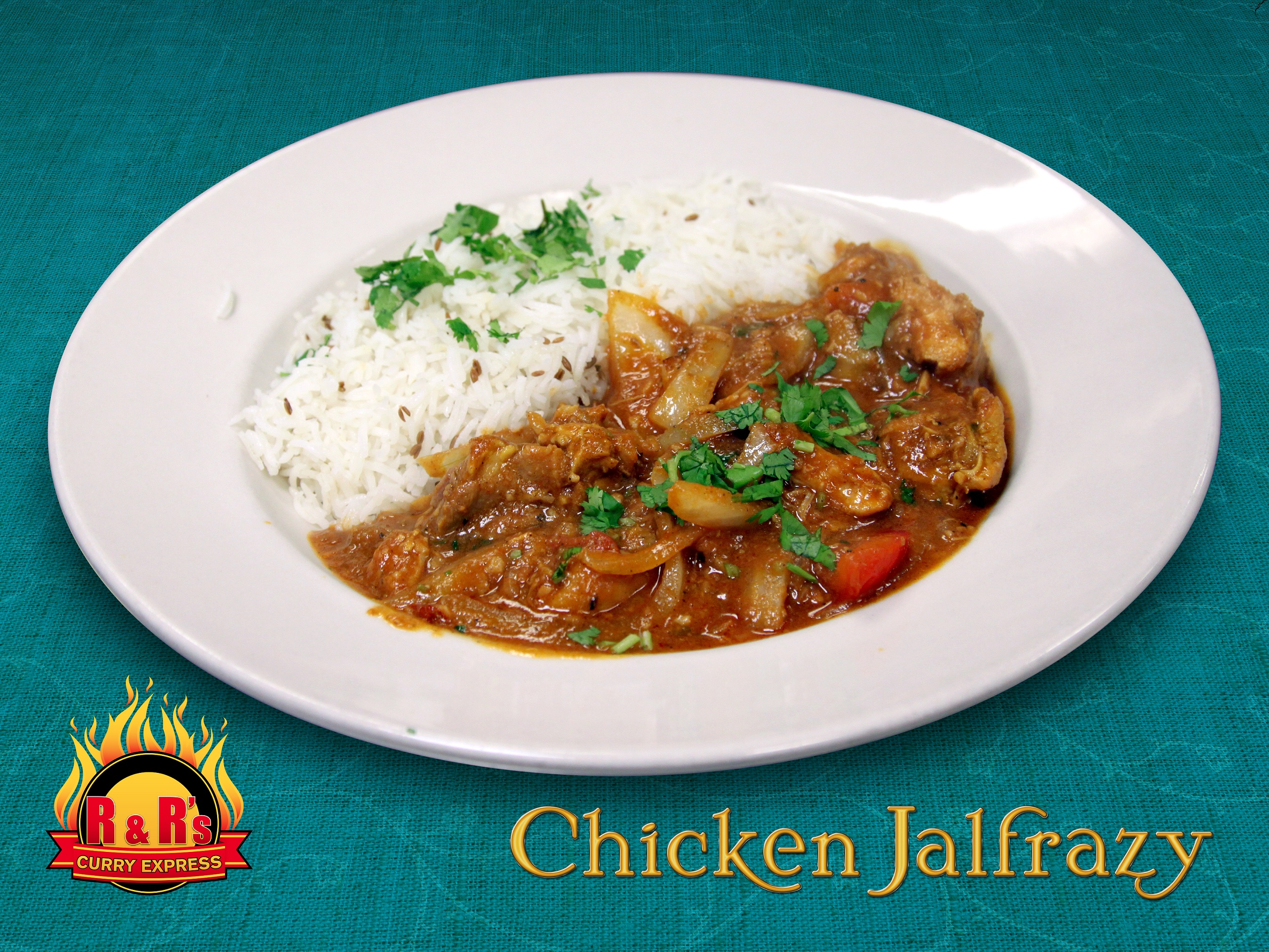 R&R Curry - Chicken Jalfrazy Print