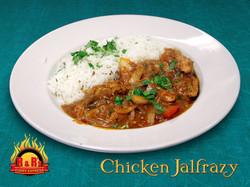 R&R Curry - Chicken Jalfrazy Print