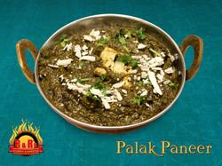 R&R Curry - Palak Paneer