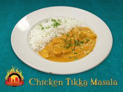 R&R Curry - Chicken Tikka Masala