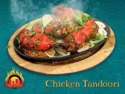 R&R Curry - Chicken Tandoori