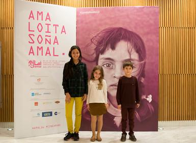 Grazas Compostela, todos vos sodes AMAL!