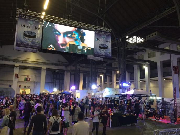 XX BARCELONA TATTOO EXPO