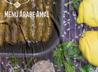 A suculenta cociña árabe desembarca no restaurante Caney da man da Semana de Cinema  Euroárabe AMAL