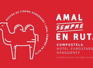 """La Fundación Araguaney-Puente de Culturas organiza el ciclo """"Amal Sempre en Ruta"""" en Santiago, en co"""