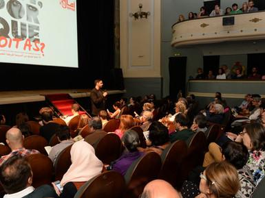 A Semana de Cinema Euroárabe Amal 2017 finalizou con éxito a edición deste ano, celebrada no Teatro