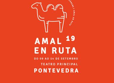 Amal en Ruta volve a Pontevedra, do 9 ao 14 de setembro