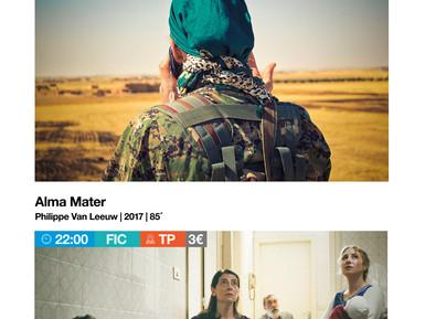 """AMAL trae mañá ao Teatro Principal o reivindicativo documental """"Comandante  Arian"""" sobre unha unidad"""
