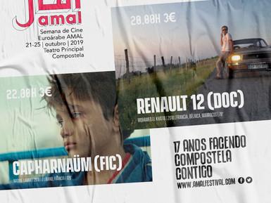 """AMAL 2019 pon fin mañá á súa décimo séptima edición coa estrea en Galicia do documental """"Renault 12"""""""