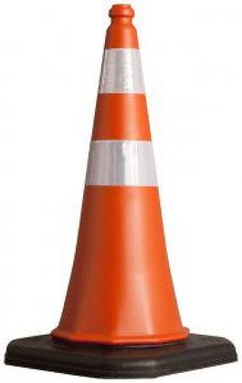 Cone com base