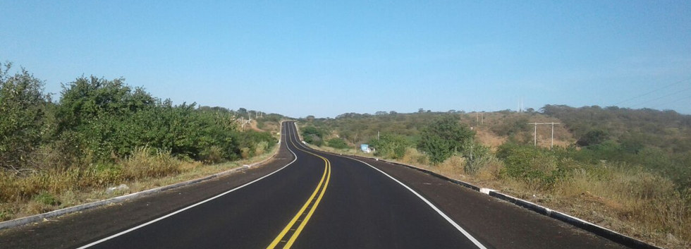 pintura rodovia