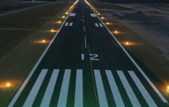 Sinalização Aeroporto