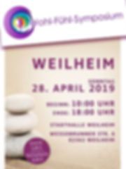 Wohl-Fühl-Symposium Weilheim 2019