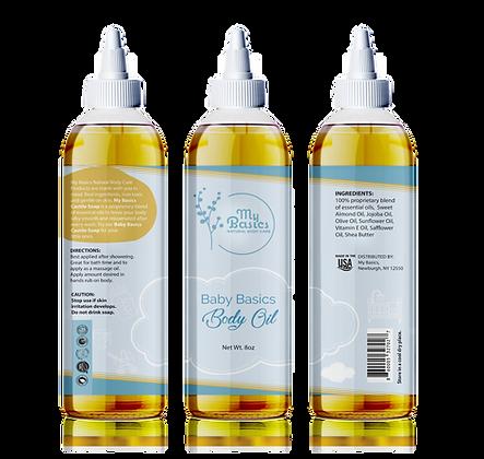 Baby Basics Body Oil