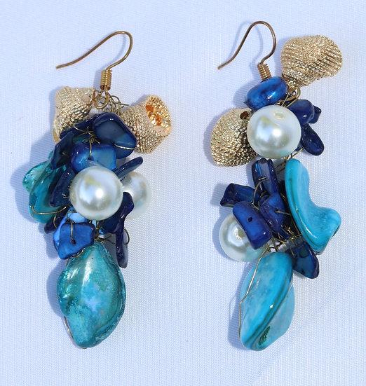 Ana capri earrings