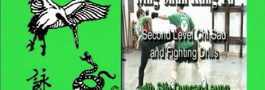2 - 2nd Level Chi Sau, Lop Sau Fighting Drills