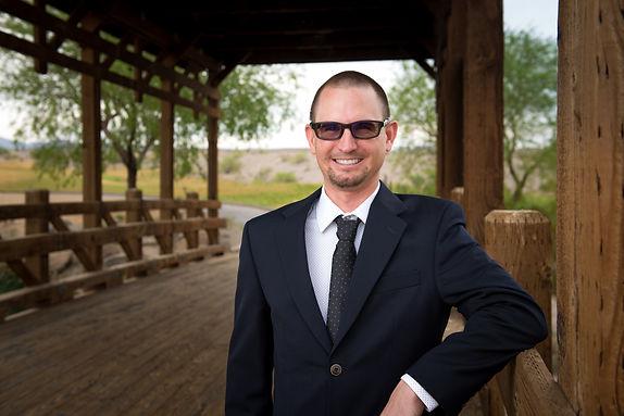 Todd Levitt at Laughlin Ranch