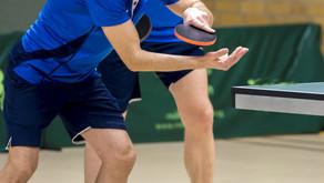 """<2020年1月公開>""""一歩を制する者は卓球も人生も制する"""" 整形外科医が考案した健康卓球リハトレとは?"""