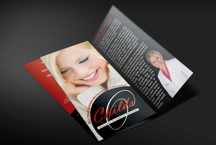 Childs Dentistry Brochure