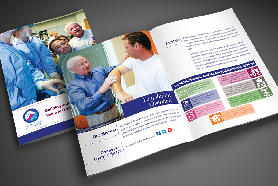 Hawkins Foundation Brochure