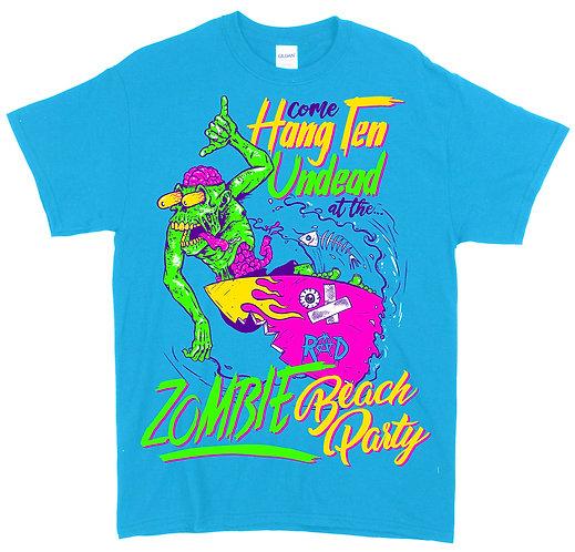 Hang Ten Undead T-shirt