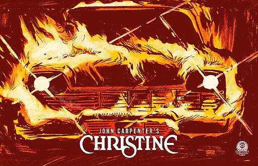 Christine 11X17 Print