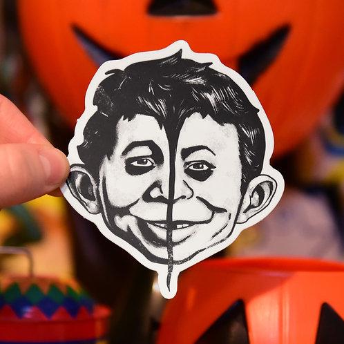 Mad-Fits Sticker